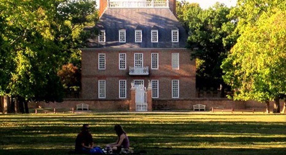 College William Mary Williamsburg Campus, PF Slideshow