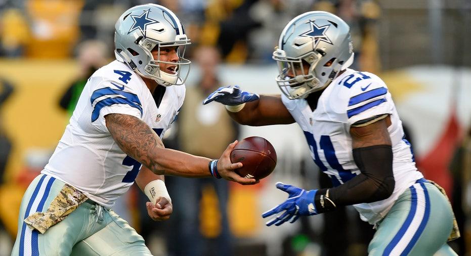 Cowboys Playoff Talk Football
