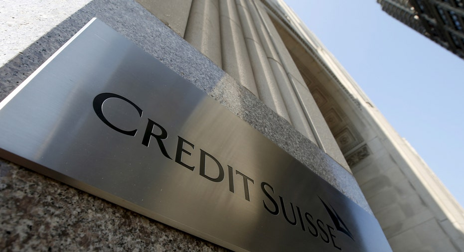CREDIT SUISSE-MOVES