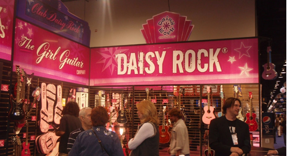 DAISY ROCK 1