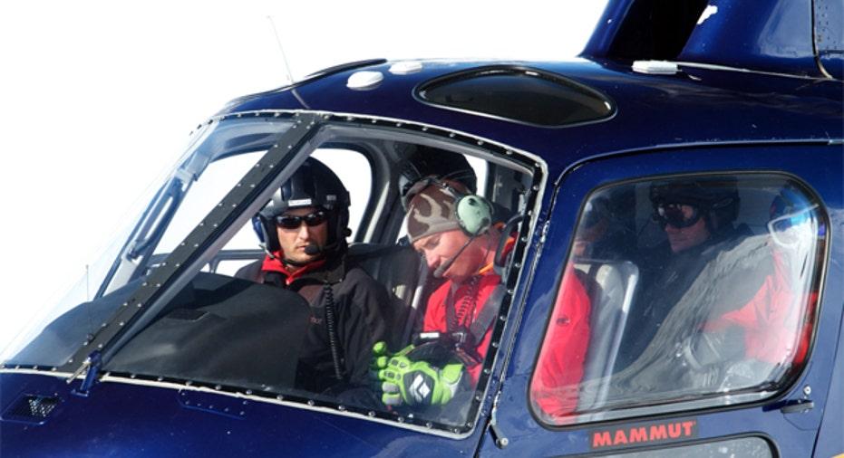 DP Heli-Ski Clients, SBC Slideshow
