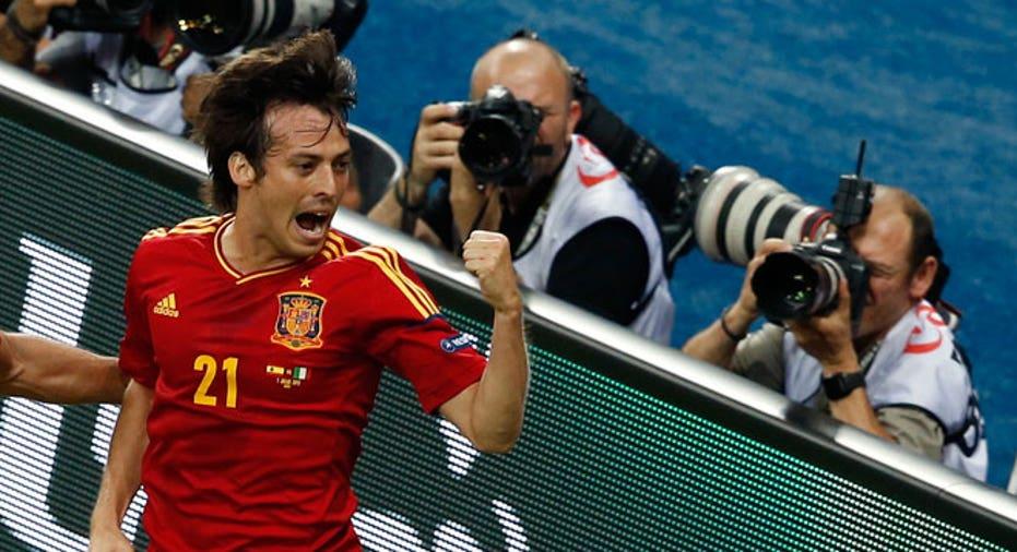 David Silva, soccer, futbol