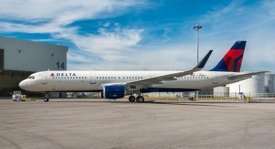 Delta Airbus A321 FBN
