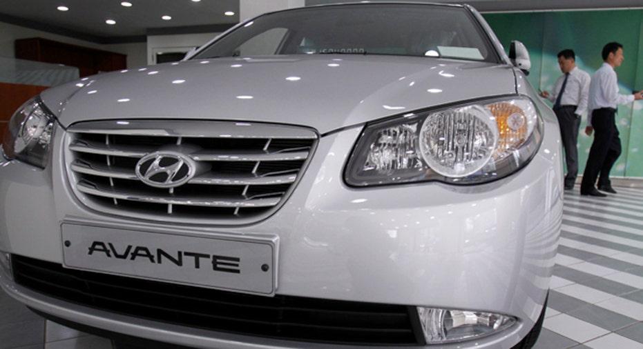 Hyundai Elantra SE