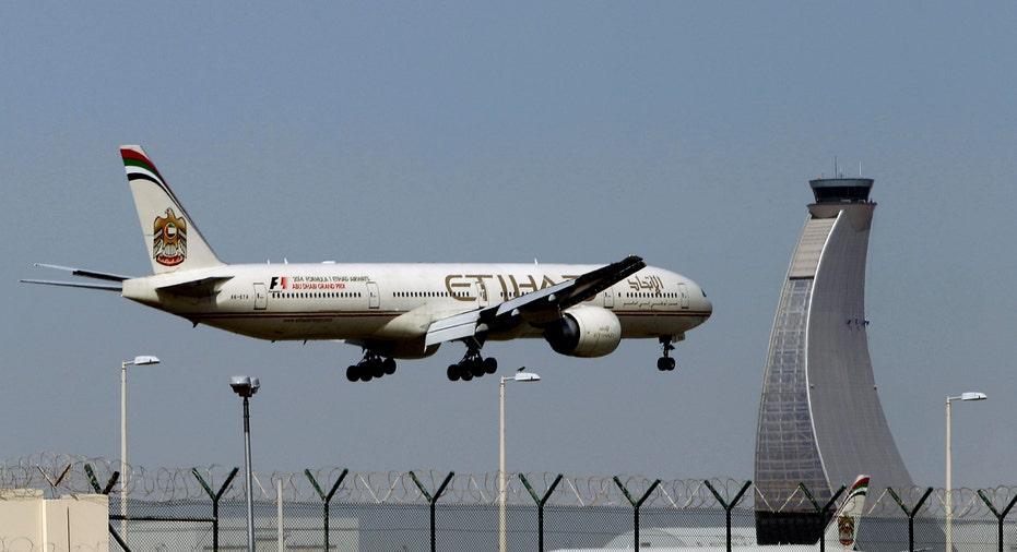 Etihad Airways AP FBN