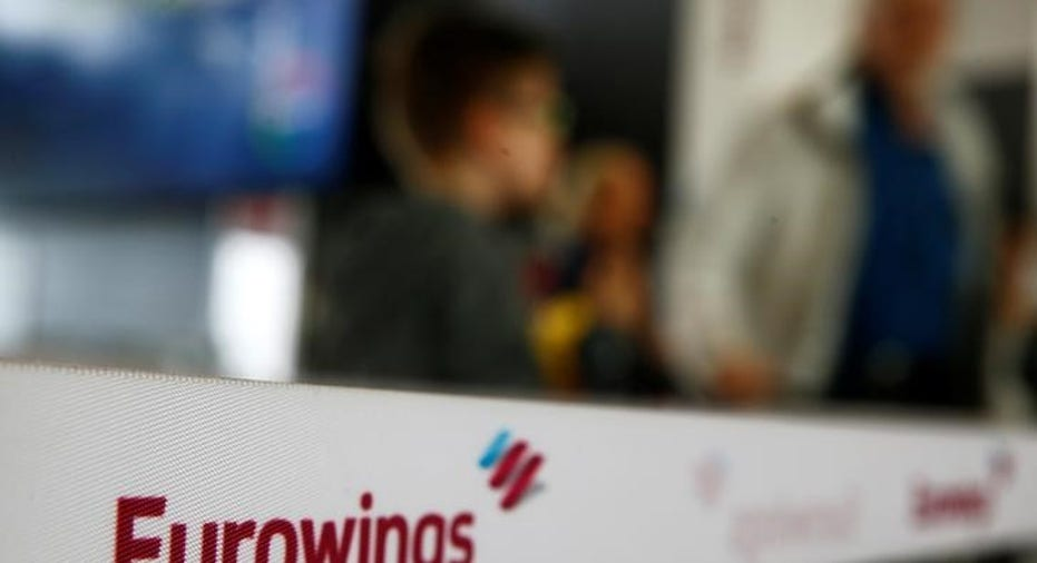 LUFTHANSA-UNIONS-EUROWINGS
