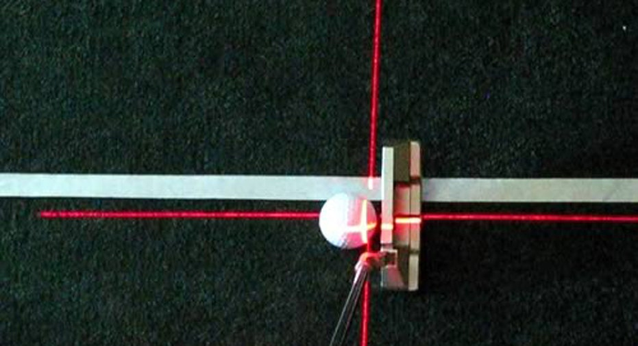 Eyeline Golf Putting Laser+