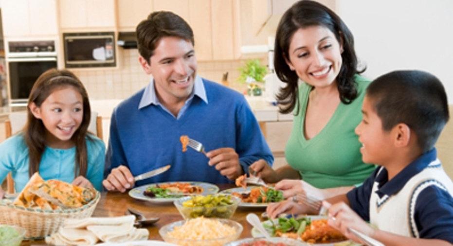 Family Dinner iStock
