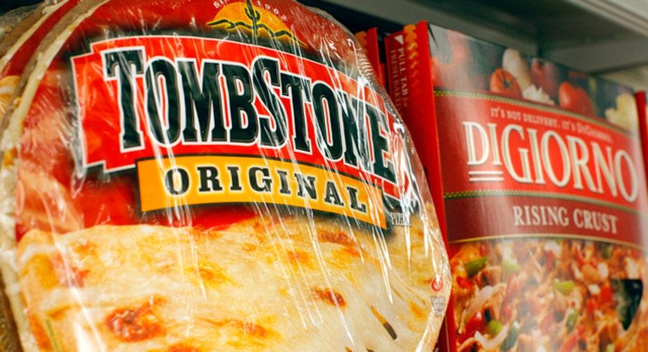 Frozen Pizzas, super bowl slideshow