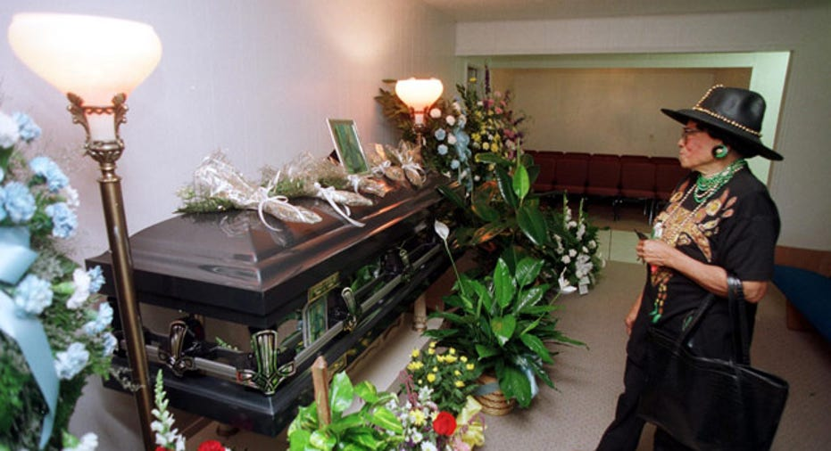 Funeral Home Services Reuters