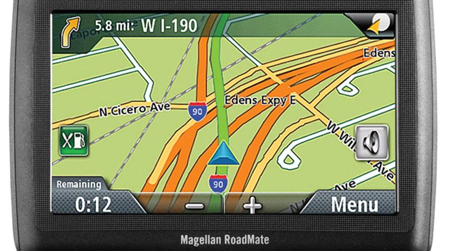 Magellan Roadmate 1424 GPS