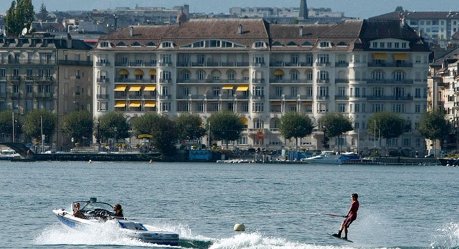 Geneva Lake Leman, Reuters