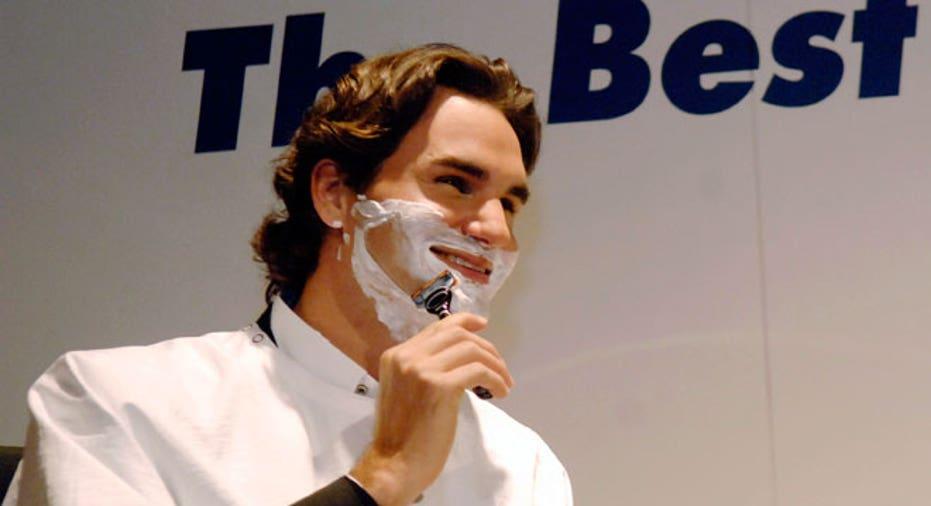 Gillette Roger Federer