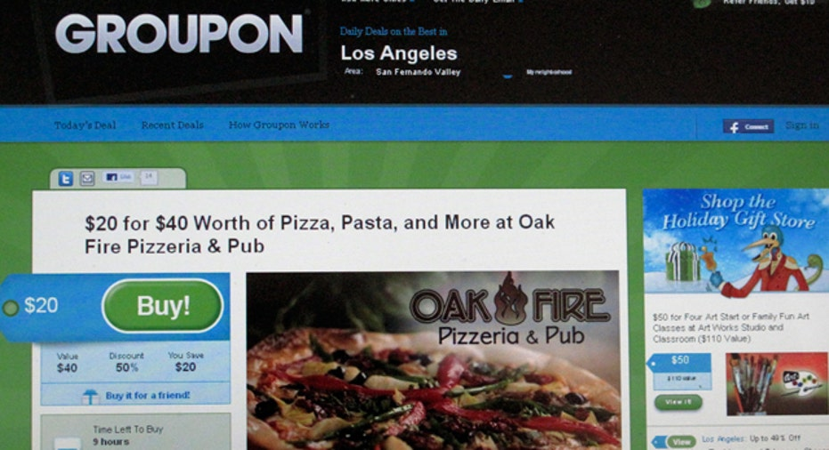 Groupon, Online Coupon