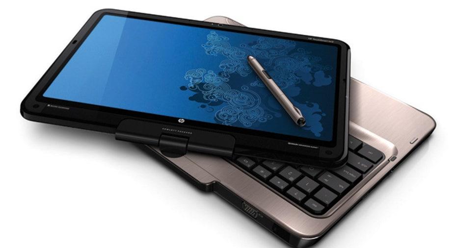 HP TouchSmart Tm2 Tablet