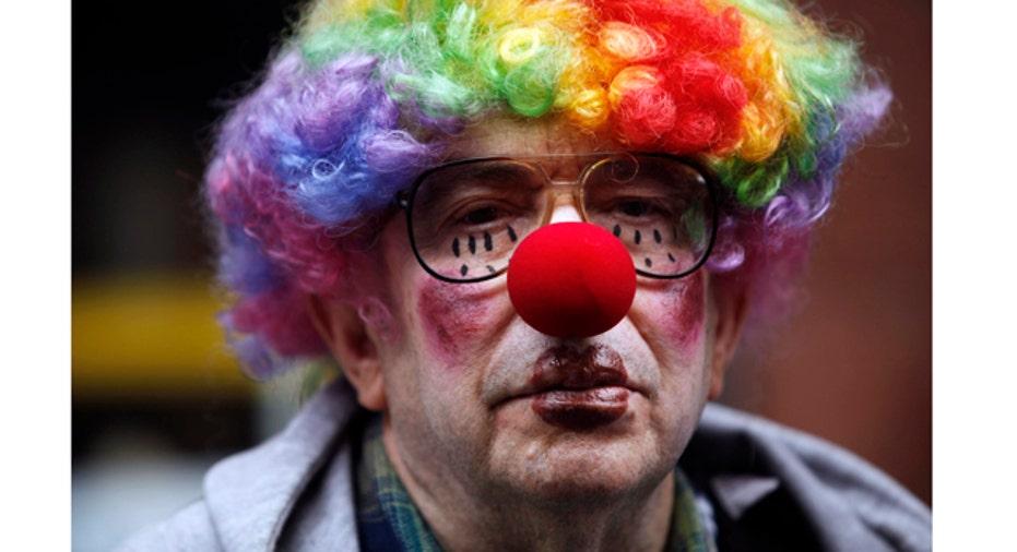 Halloween Costume Clown