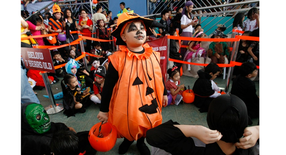 Halloween Costume Kids 2