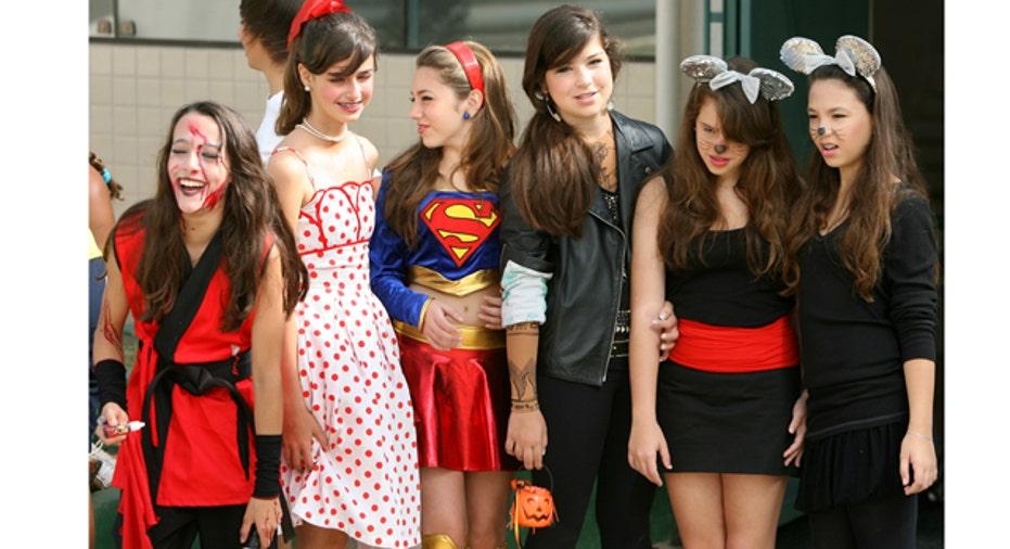 Halloween Costume Kids 3