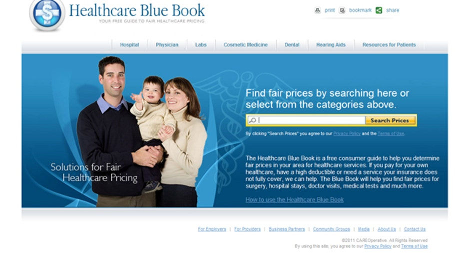 Healthcare Blue Book, PF Slideshow