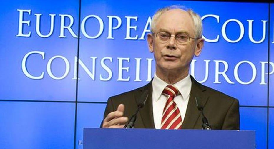 Herman Van Rompuy, EU