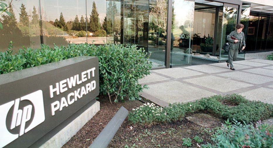 Hewlett-Packard Headquarters 02