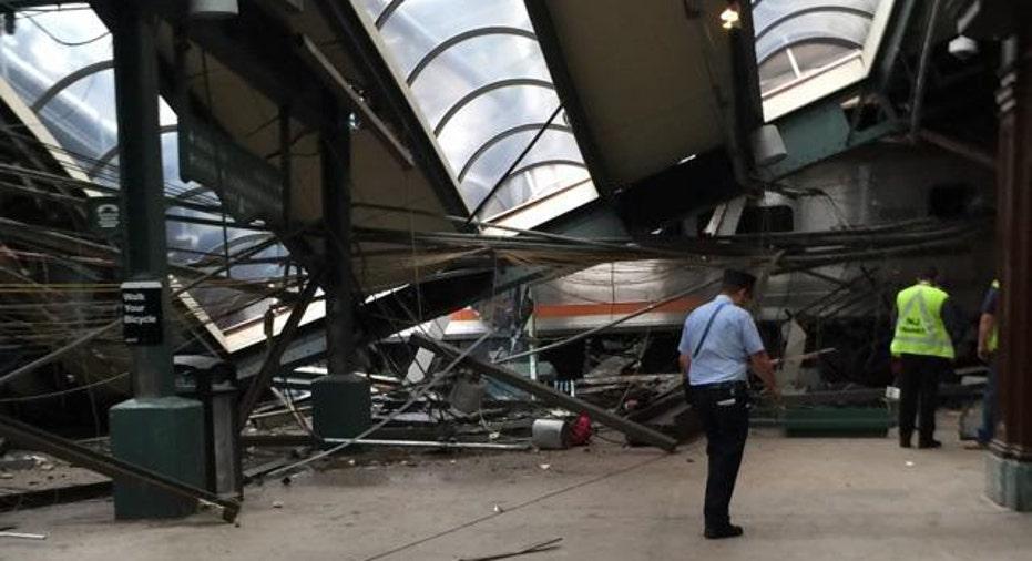 Hoboken Train Crash 2