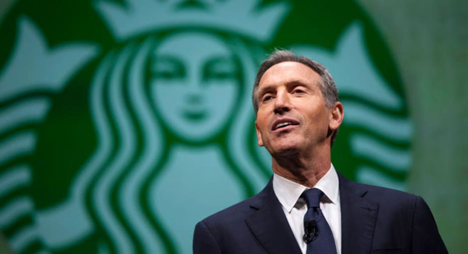 Howard Schultz, SBUX, Starbucks