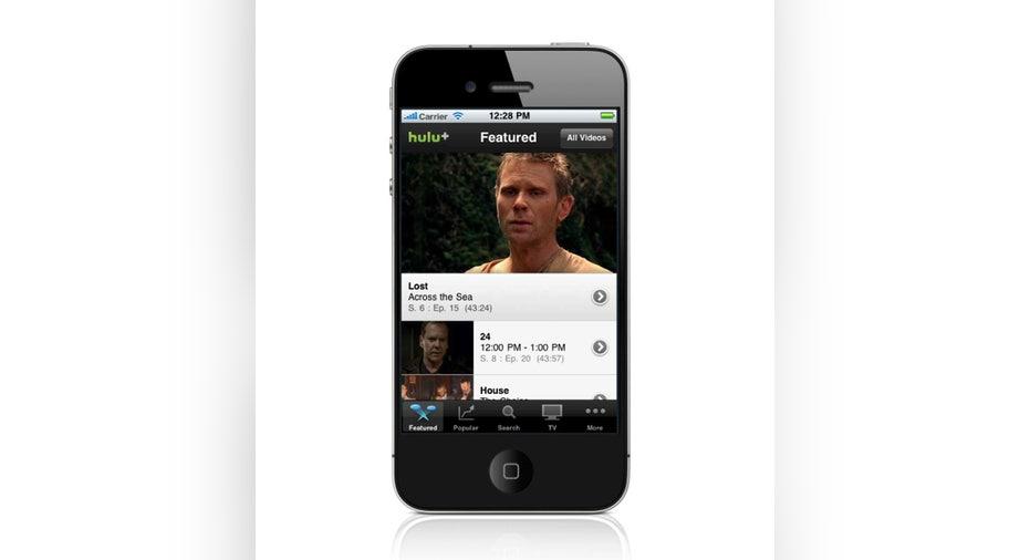 Hulu Plus for iPhone