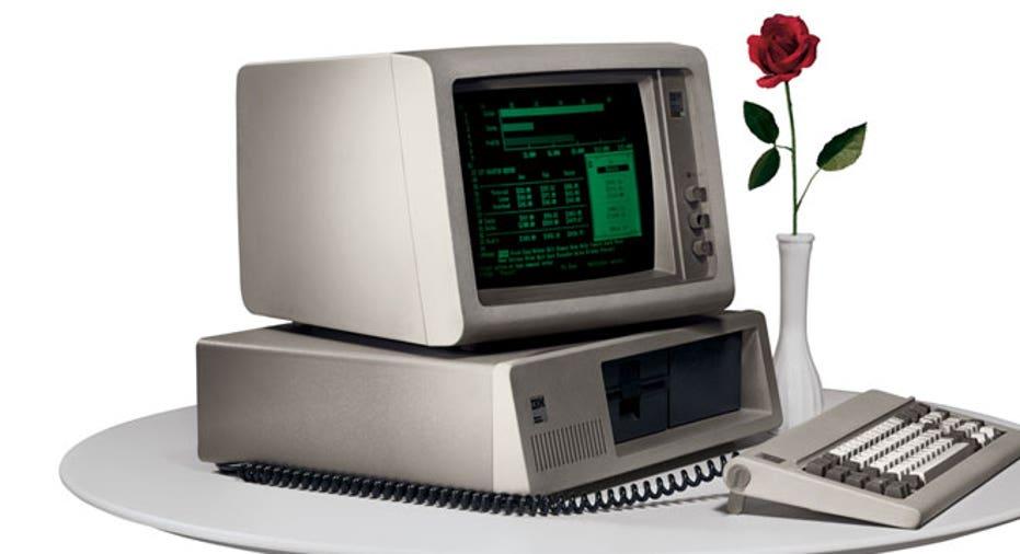 IBM 1981 IBM PC
