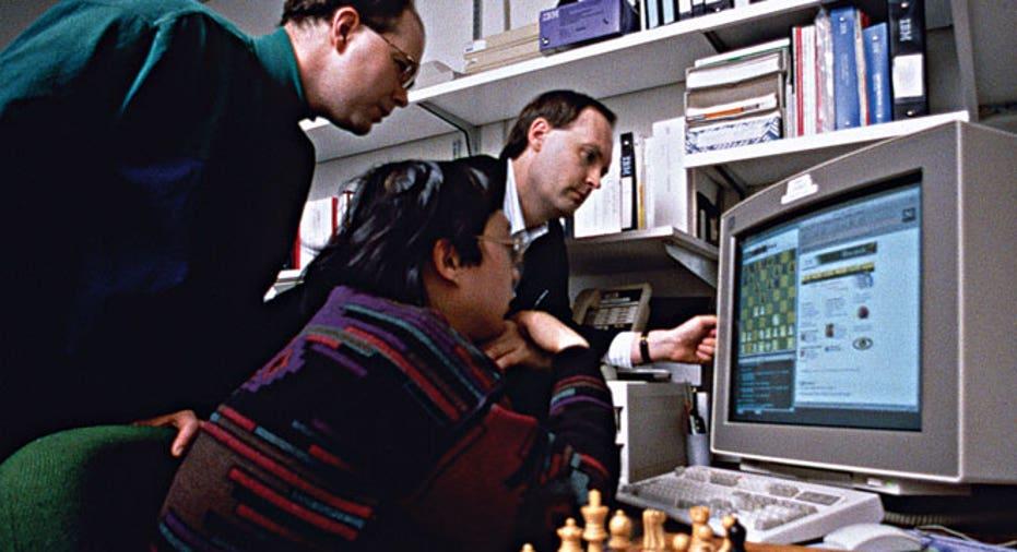 IBM - 1997 Deep Blue