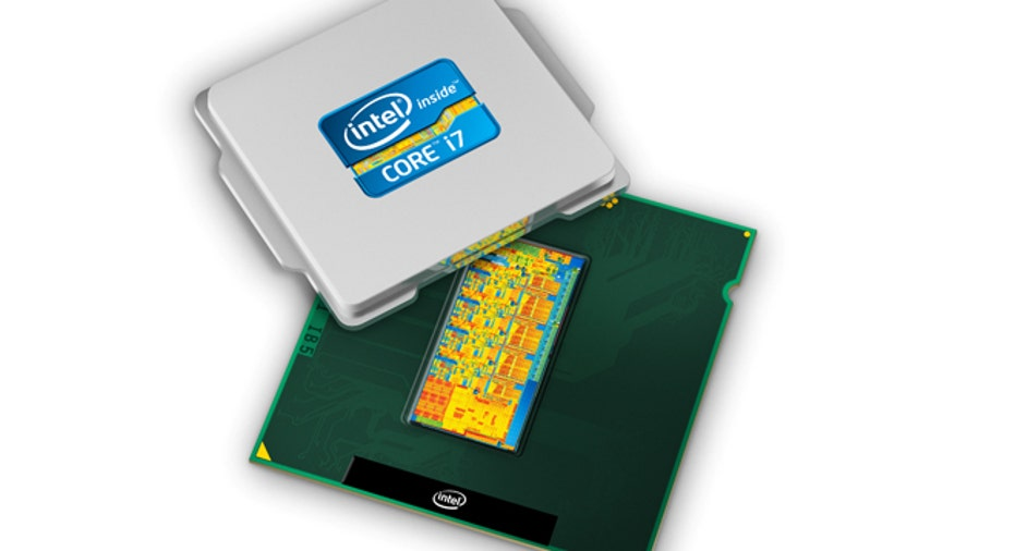 Intel Core i7 Sandy Bridge Processor