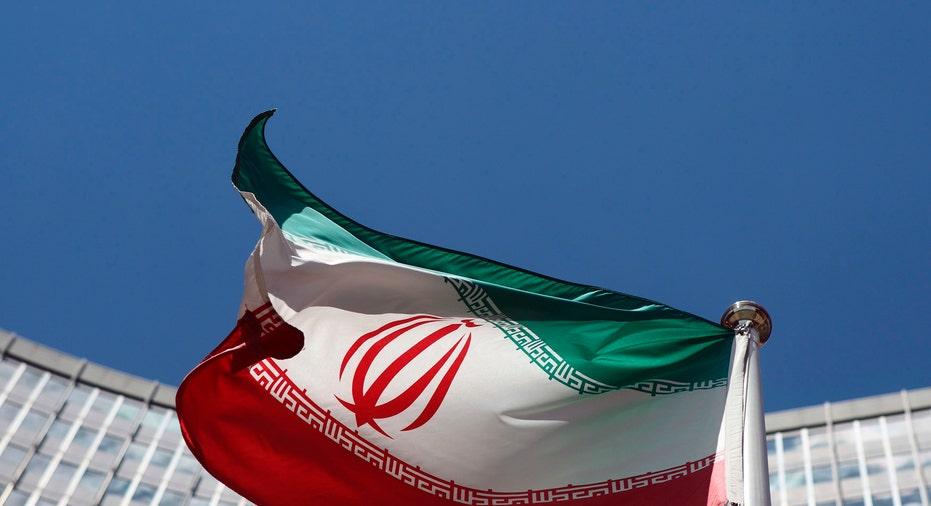 Iran Flag RTR FBN