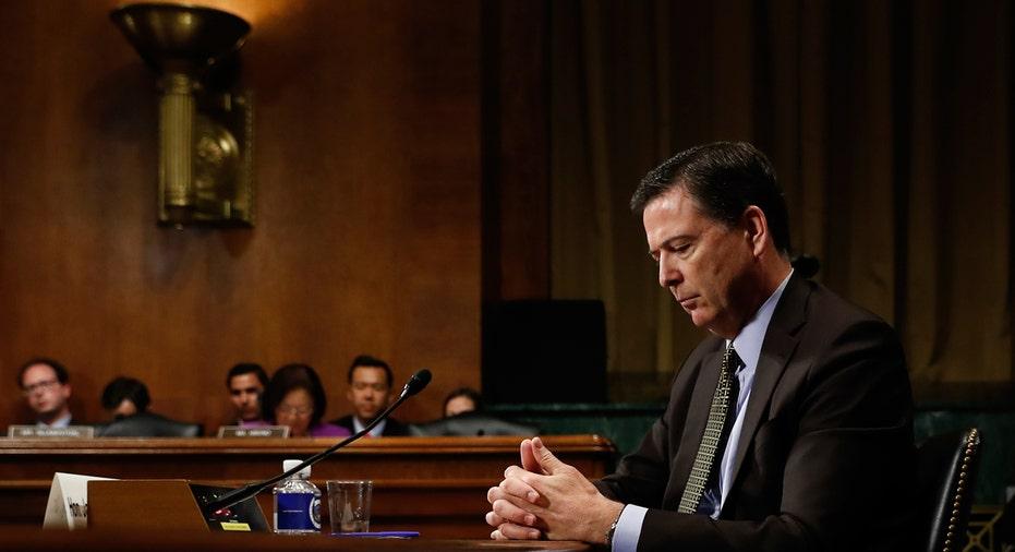 James Comey FBI director FBN