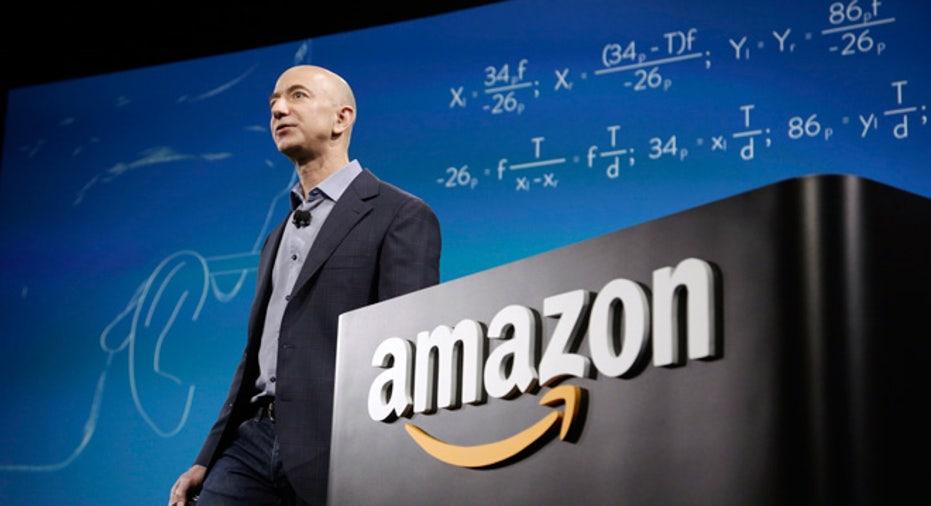 Jeff Bezos, Amazon CEO, Amazon