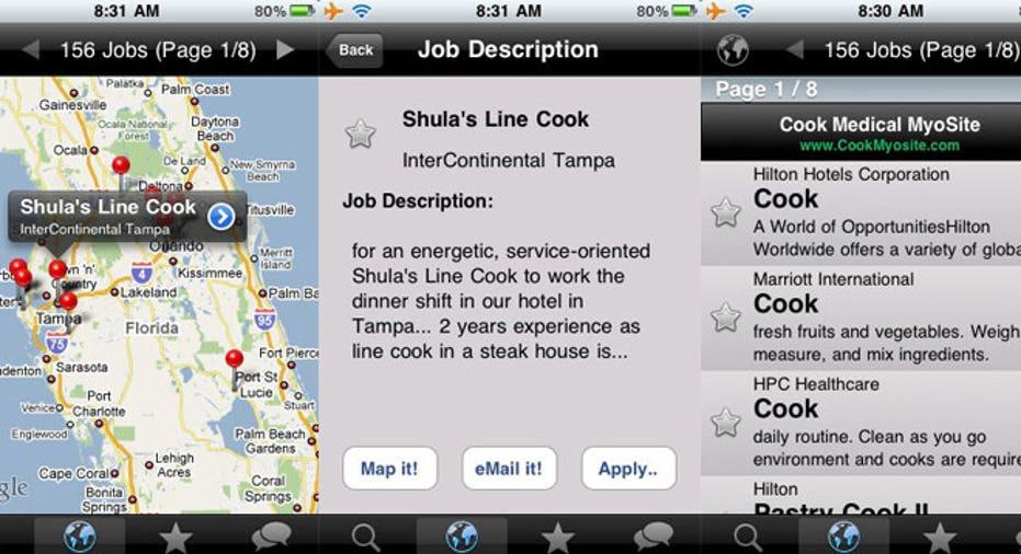 Job Compass-App