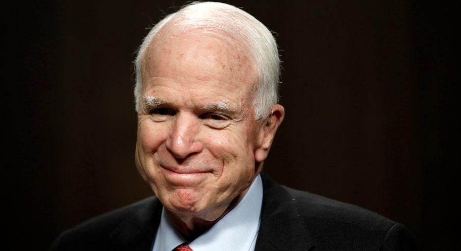 John McCain AP FBN
