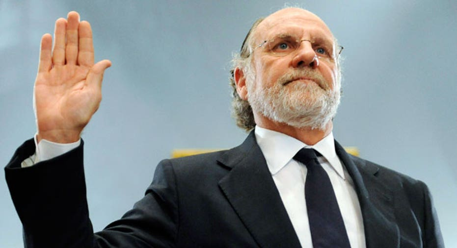 Jon Corzine, MF Global