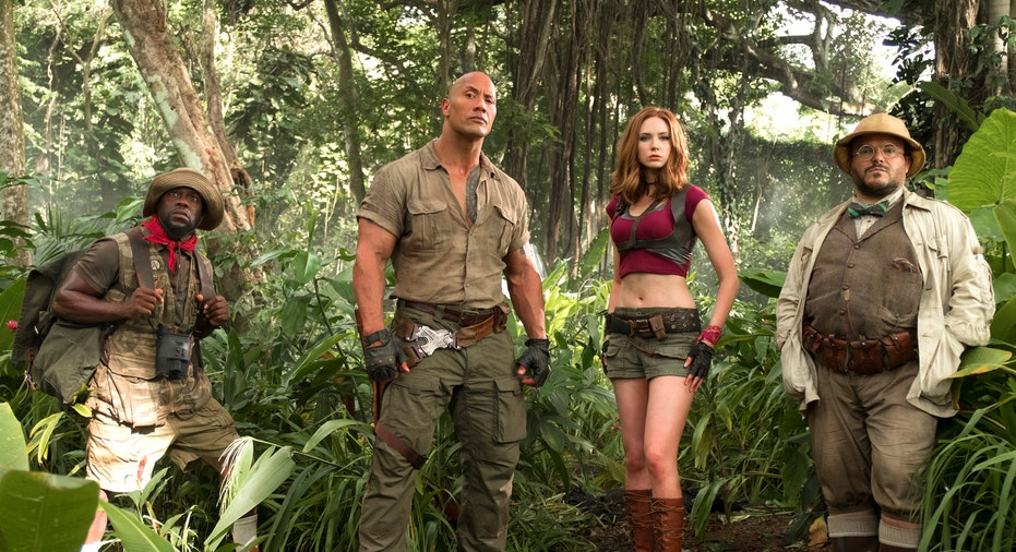 Jumanji Movie AP FBN