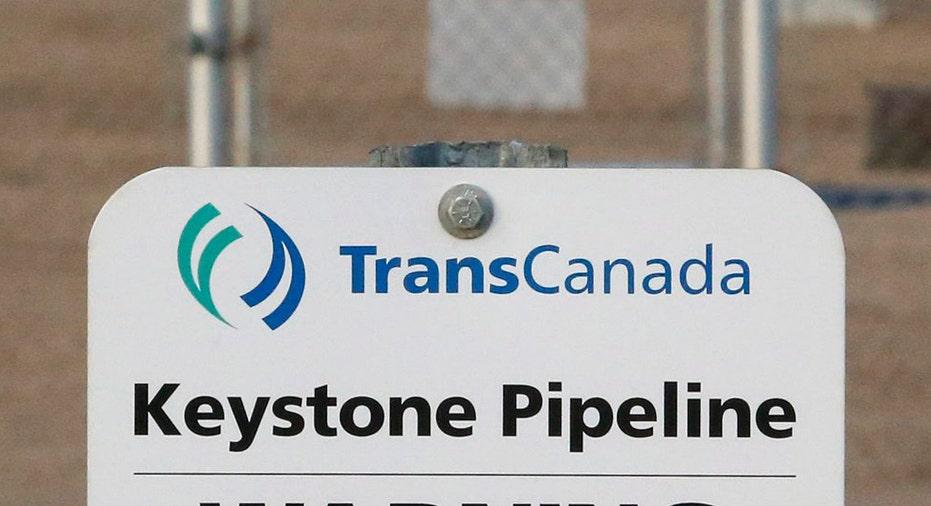 Keystone Pipeline Sign 1 AP FBN