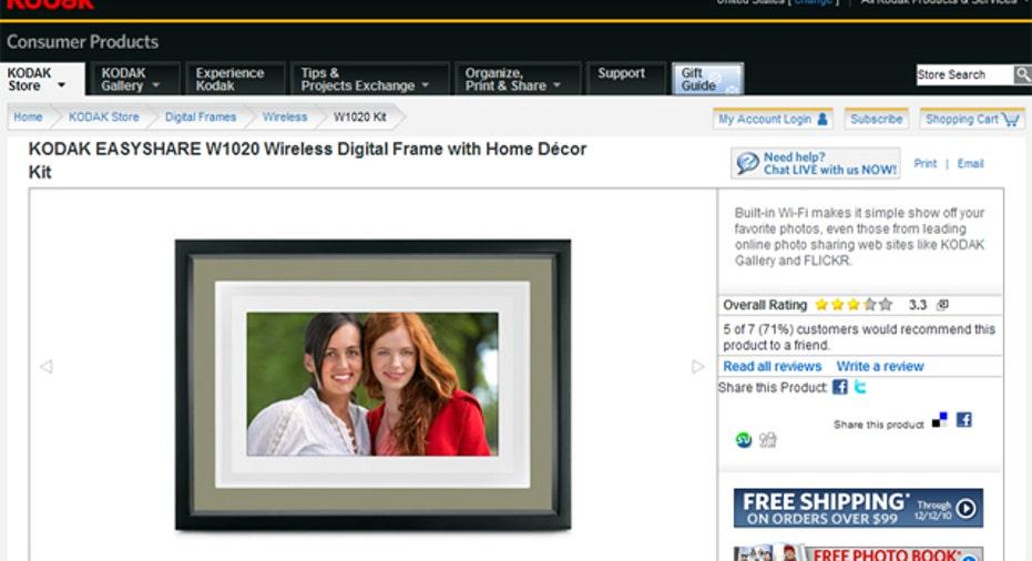 Kodak Easy Share, SBC slideshow