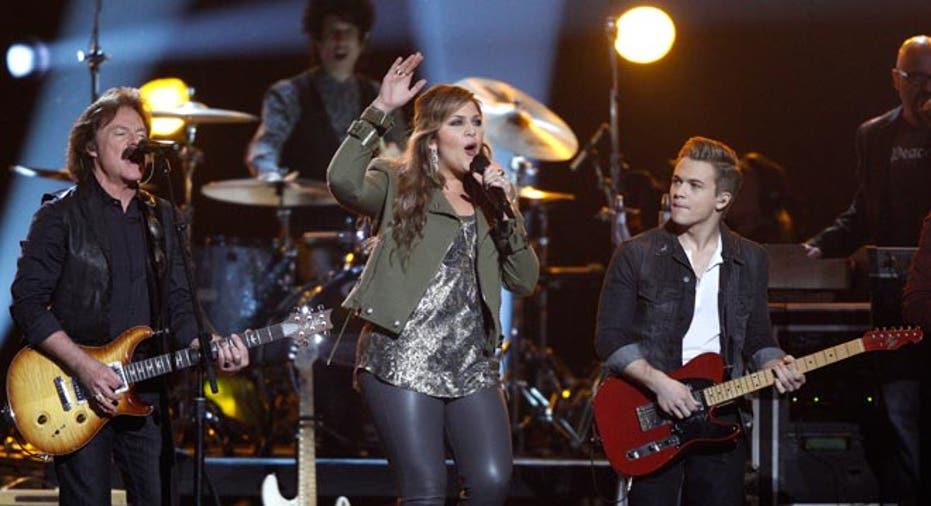 2014 CMA Awards - Show