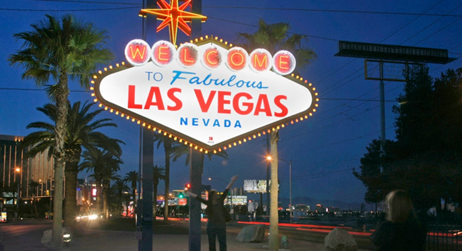Las Vegas Sign 02