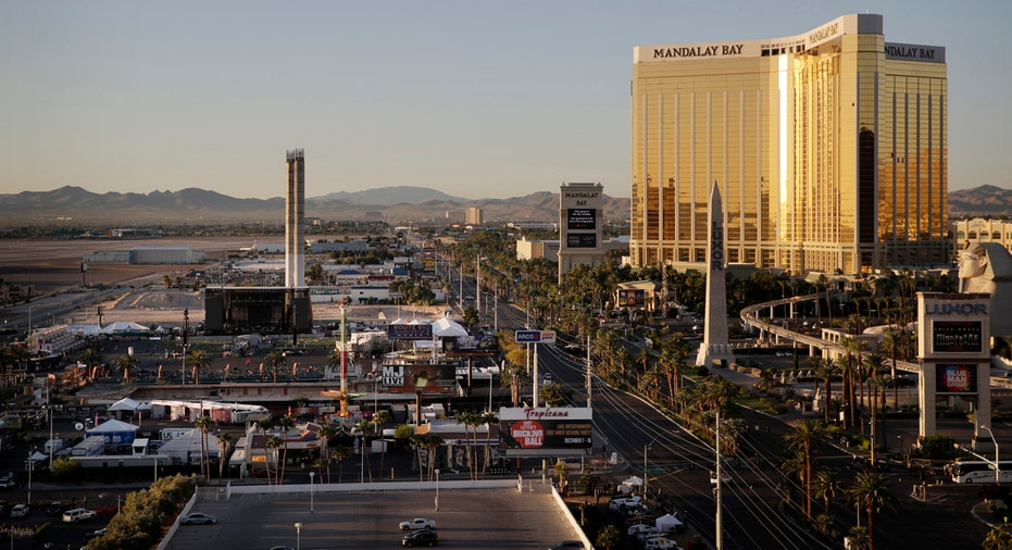 Las Vegas Shooting Mandalay Bay AP FBN