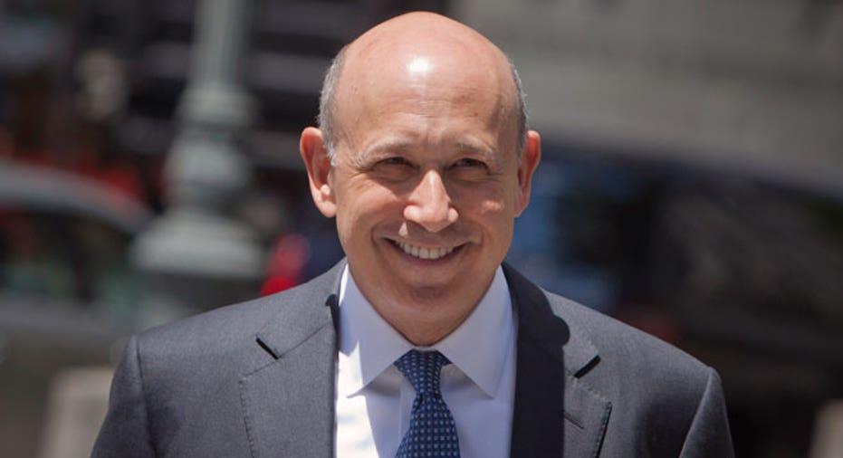 Lloyd Blankfein, Goldman Sachs, GS