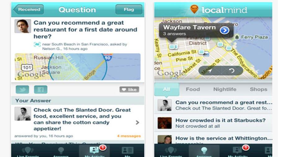PF Localmind-App