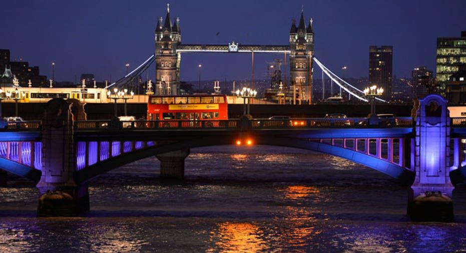 London, England, London Bridge