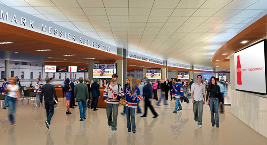 New Lower Level Concourse