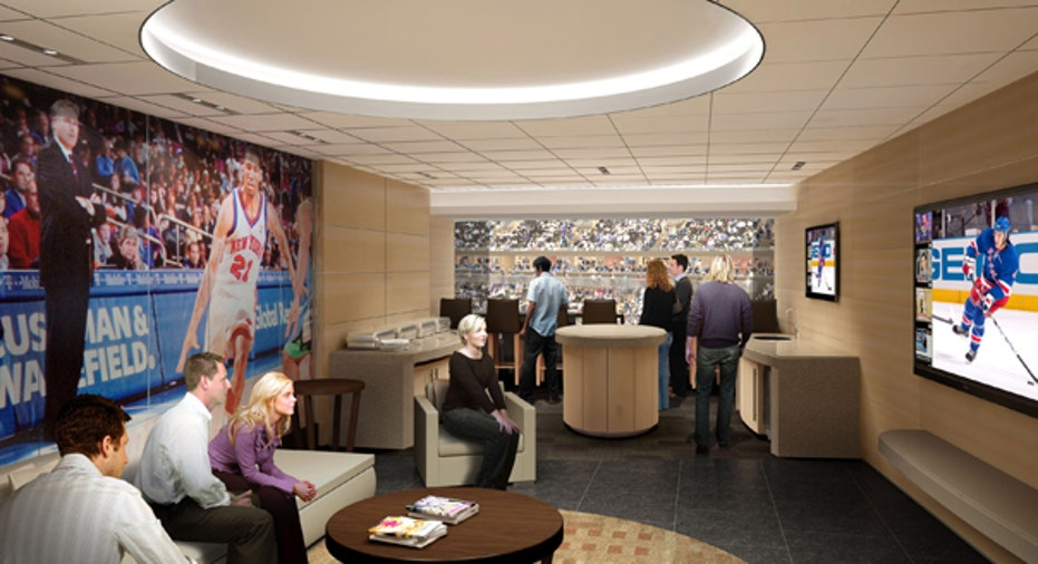 New Lower Level Suites