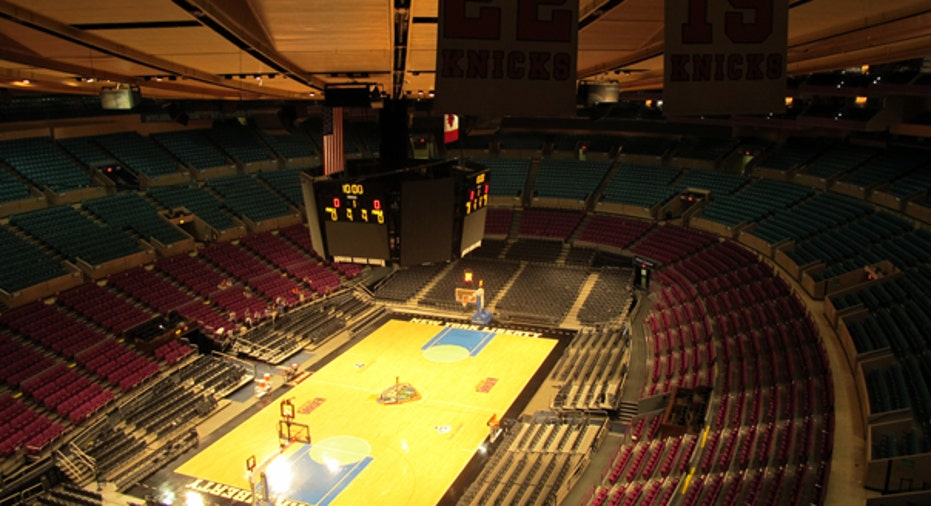 The World's Most Famous Arena: Before