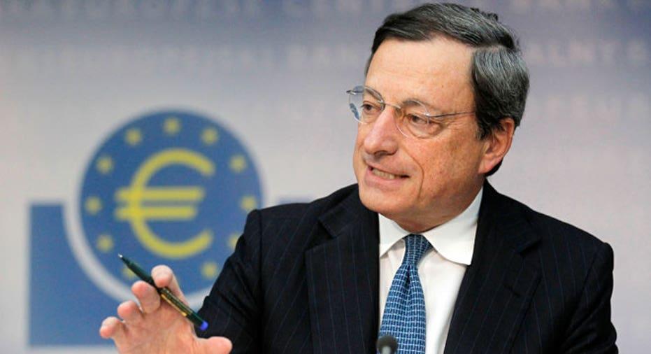 ECB-RATES-DRAGHI